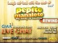 Live Chat Rewind: Pepito Manaloto: Ang Tunay na Kuwento - April 1, 2014