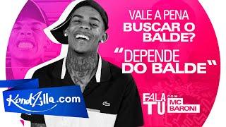 """Fala Tu com MC Baroni: """"Melhor baile de SP é Paraisópolis"""""""