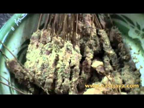 Video Sate Klopo Ondomohen - Surabaya, East Java