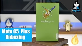 Here's the first look of the new Moto G5 Plus