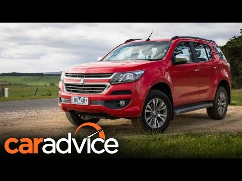 2017 Holden Trailblazer Review | CarAdvice