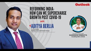 Reforming India – How can we supercharge growth post Covid-19