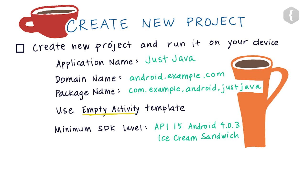 Создаём новый проект - 1