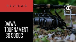 Катушку daiwa tournament iso entoh 4500