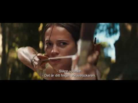 Tomb Raider (International Trailer)