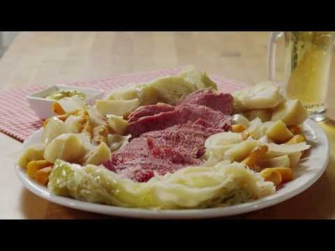 How to Make Slow Cooker Corned Beef and Cabbage | St. Patrick's Day Recipes | AllRecipes