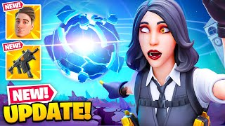 *NEW* LIVE EVENT UPDATE in Fortnite! (New Icon Skin, Unvaulted Gun + MORE) by Ali-A