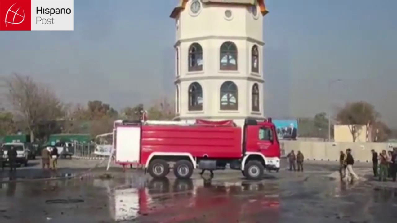 Cuatro muertos y once heridos en atentado en Kabul