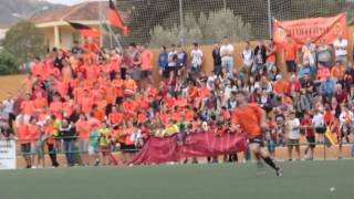 preview picture of video 'Vilamarxant CF vs Villena CF. Resumen completo'