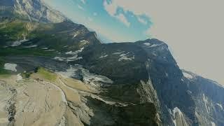 Fpv Longrange flight / Swissalps Part 2