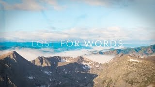 Lucas Regal - Lost For Words (Lyric Video)