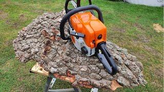 Woodturning - Rustic Oak