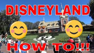 How to Park, Buy Tickets, And Enter Disneyland!!   #Disneyland #DisneylandTickets