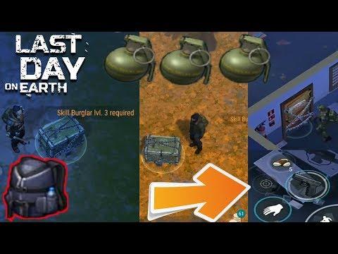 Обновление 1.11.6 ! Где найти гранаты ? Что за прицел в углу ? Last Day on Earth: Survival