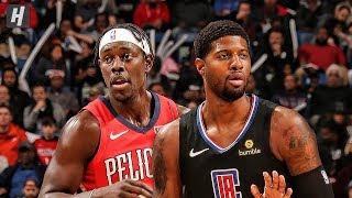 Los Angeles Clippers vs New Orleans Pelicans - Full Highlights | November 14 | 2019-20 NBA Season