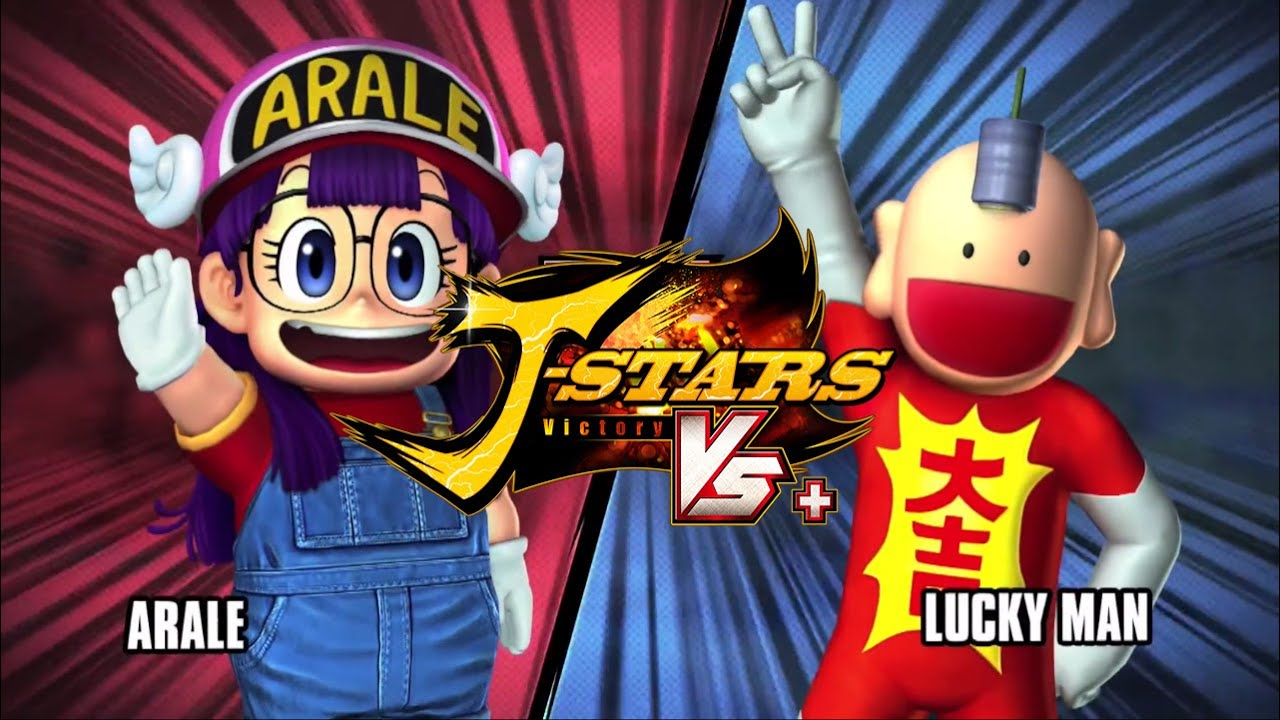 J-Stars Victory Vs Plus (Playstation 4) video 3