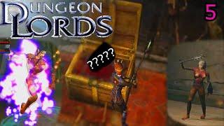 Dungeon Lords Part 5 Custard Mansion