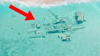 9 Most Recent Archaeological Discoveries Found Underwater