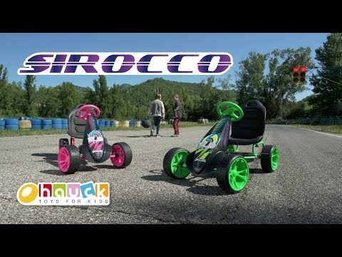 Sirocco Go-Kart / Pedal Car hauck TOYS FOR KIDS