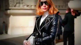 Fashion Week Street Style In Paris