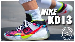 Nike KD 13 Performance Review