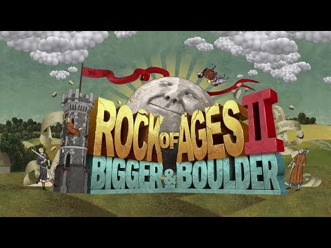 TotalBiscuit tries... Rock of Ages 2: Bigger and Boulder