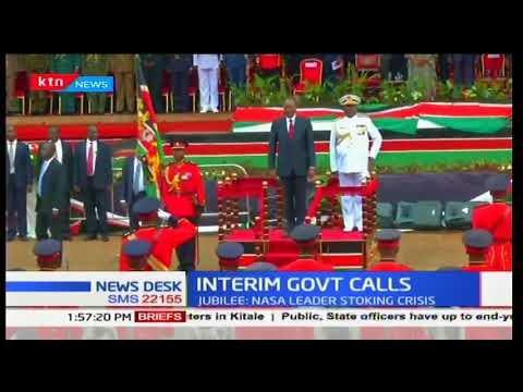 NASA leader, Raila Odinga reveals what he wants after rejecting Uhuru Kenyatta's re-election