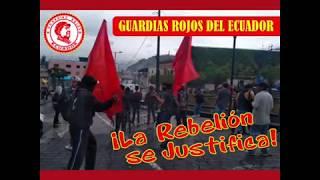 ECUADOR - Rebellion is Justified!