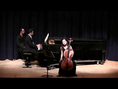 Rachmaninoff Cello Sonata in G minor