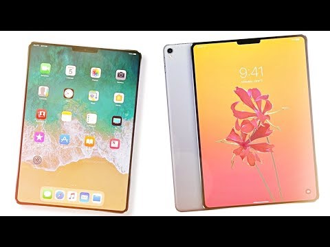 iPad Pro 2018 - EVOLUTION!!!