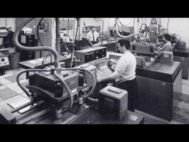 A Look Back: 65 Years in Manufacturing