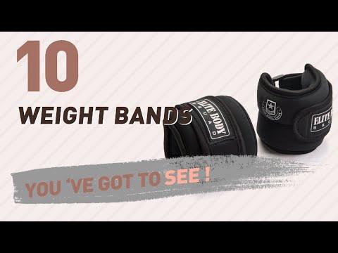 Strength Training Equipment - Weight Bands // Amazon UK Most Popular