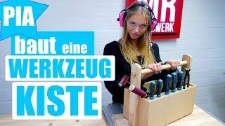 ✅  Werkzeugkiste selber bauen ! Perfekt für Anfänger