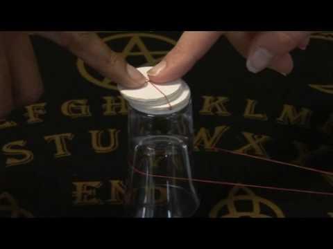 Věda podvodů - Spiritistická tabulka
