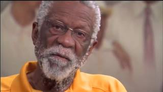 Bill Russell on Muhammad Ali, and the Civil Rights movement