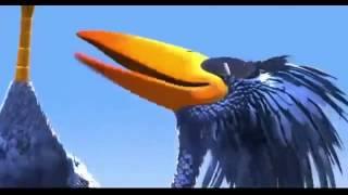 Злые птички мульт прикол смотреть смешные мультфильмы Мультфильм приколы