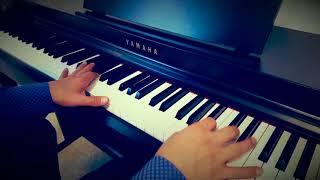 Geçer...SEZEN AKSU (Piyano cover)piyano ile çalınan şarkılar