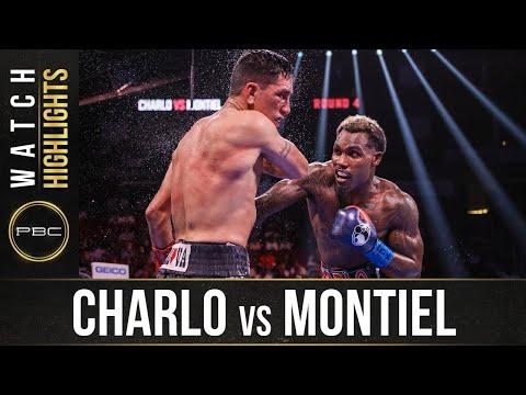 Джермалл Чарло – Хуан Масиас Монтиэль / Charlo vs. Montiel