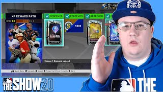 Who To Take At Level 80, Level 100 XP Reward Path Guide MLB The Show 20 Diamond Dynasty