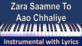 Zara Saamne Toh Aao Chhaliye   - YouTube