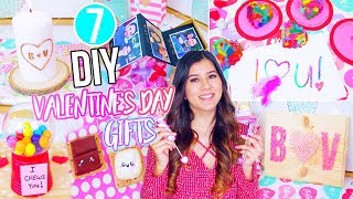 7 DIY Valentines Day Gift Ideas You NEED To Try!! 2018