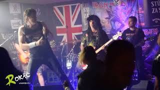 Video IRON MADE IN - Iron Maiden Revival Praha