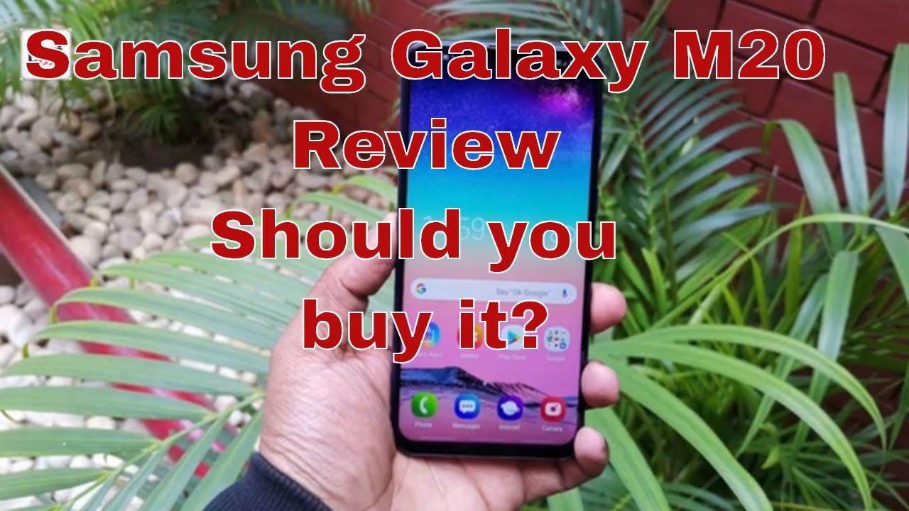 सैमसंग गैलेक्सी M20  रिव्यू: क्या खरीदना चाहिए?