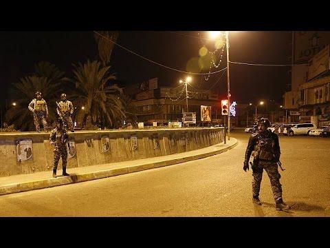 Багдад: первая ночь без комендантского ч