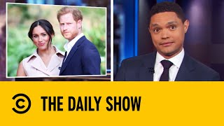 Prince Harry and Meghan Markle distance themselves from royal life, a judge reprimands Harvey Weinstein for courtroom texting, and a shrieking parrot prompts a 911 call.  Subscribe to Comedy Central UK: http://bit.ly/1gaKaZO Check out the Comedy Central UK website: http://bit.ly/1iBXF6j  Get social with Comedy Central UK: Twitter:  https://twitter.com/ComedyCentralUK Facebook: https://www.facebook.com/comedycentraluk