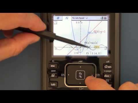 CAM #3 – Review of Graphing Calculators Part 2 – Graphing