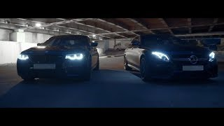GHOSTEMANE - D(r)ead | BMW M5 F90 vs E63S