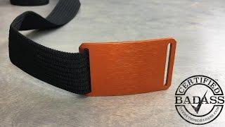 Grip6 Belt Review: A High Quality Minimalistic EDC Belt