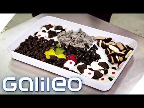 Lakritz-Herstellung | Galileo | ProSieben