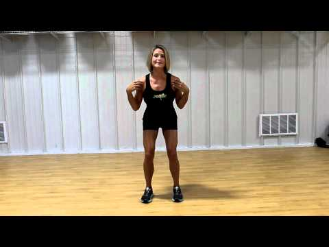 Exercise of the Day: Squat with a Side Kick
